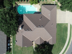 Drone Photo & Videography-Drone Roofing Imagery