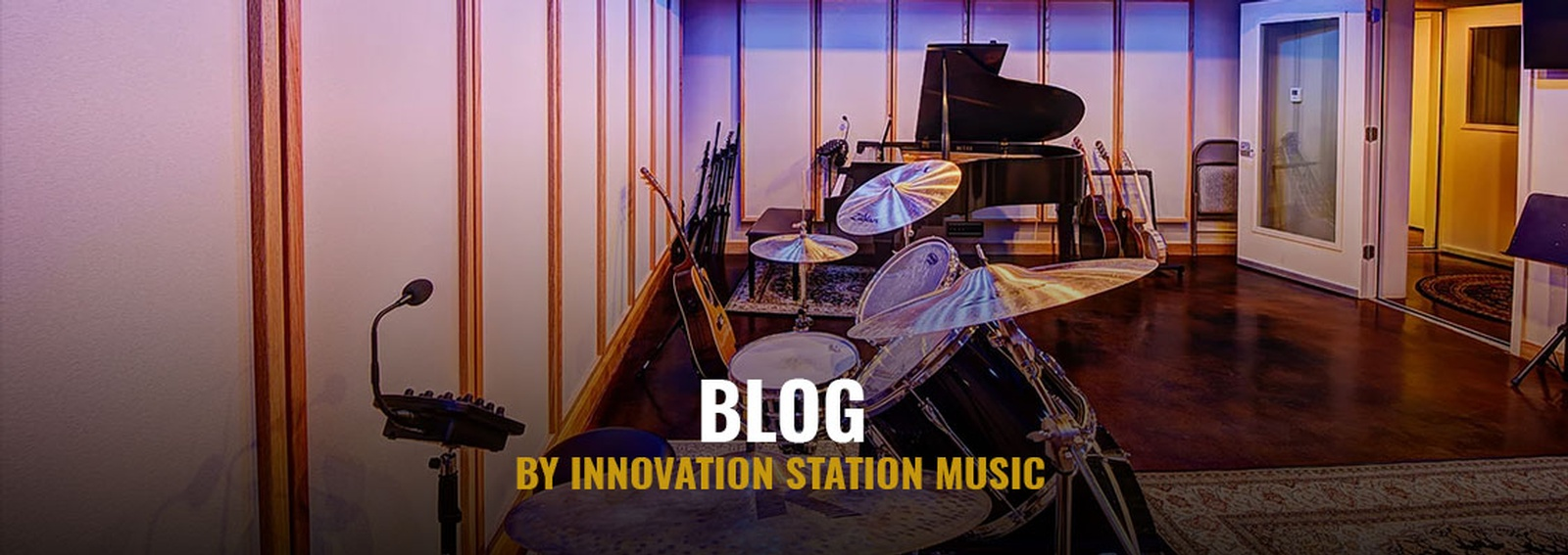 Blog by Innovation Station Music
