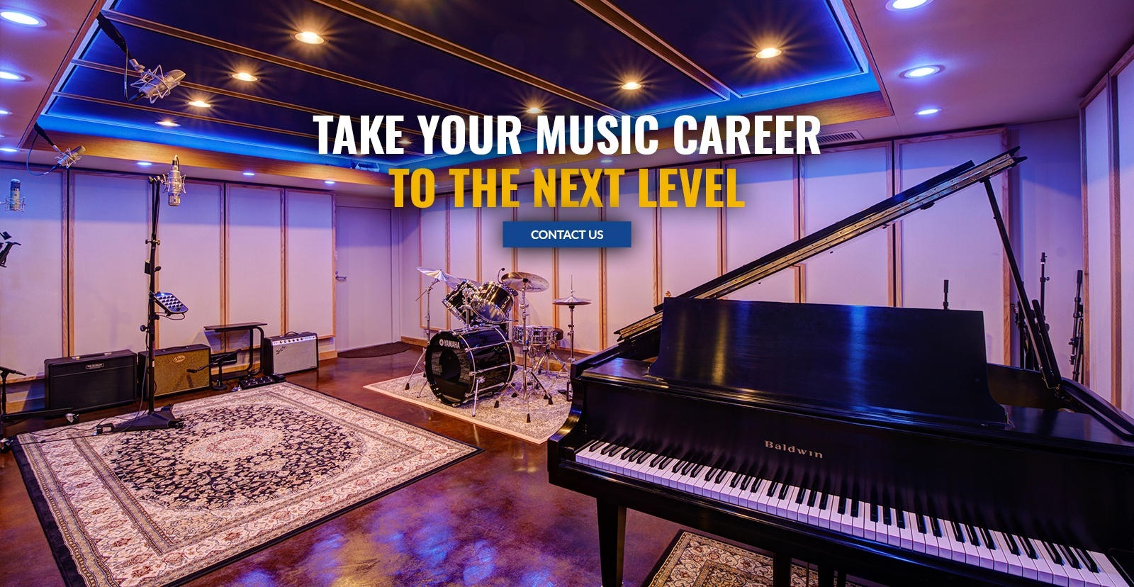 Take Your Music Career To The Next Level at Recording Studio DC