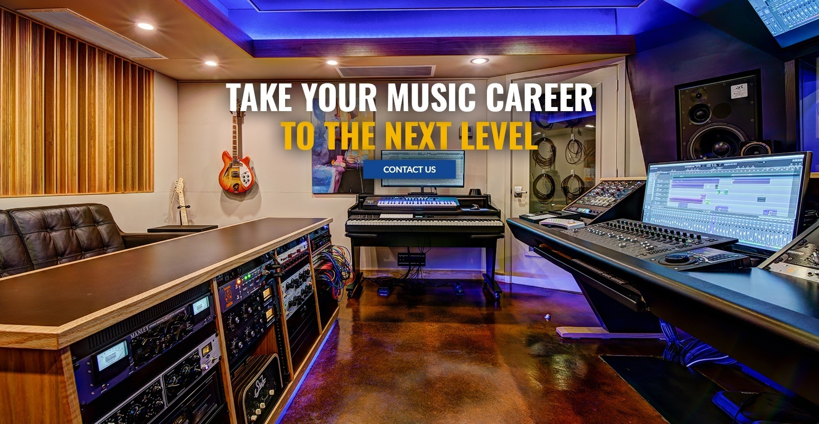 Music Production Services Annandale by Innovation Station Music - Recording Studio VA