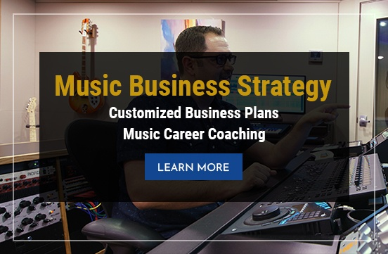 Music Business Strategy - Customized Business Plans Music Career Coaching