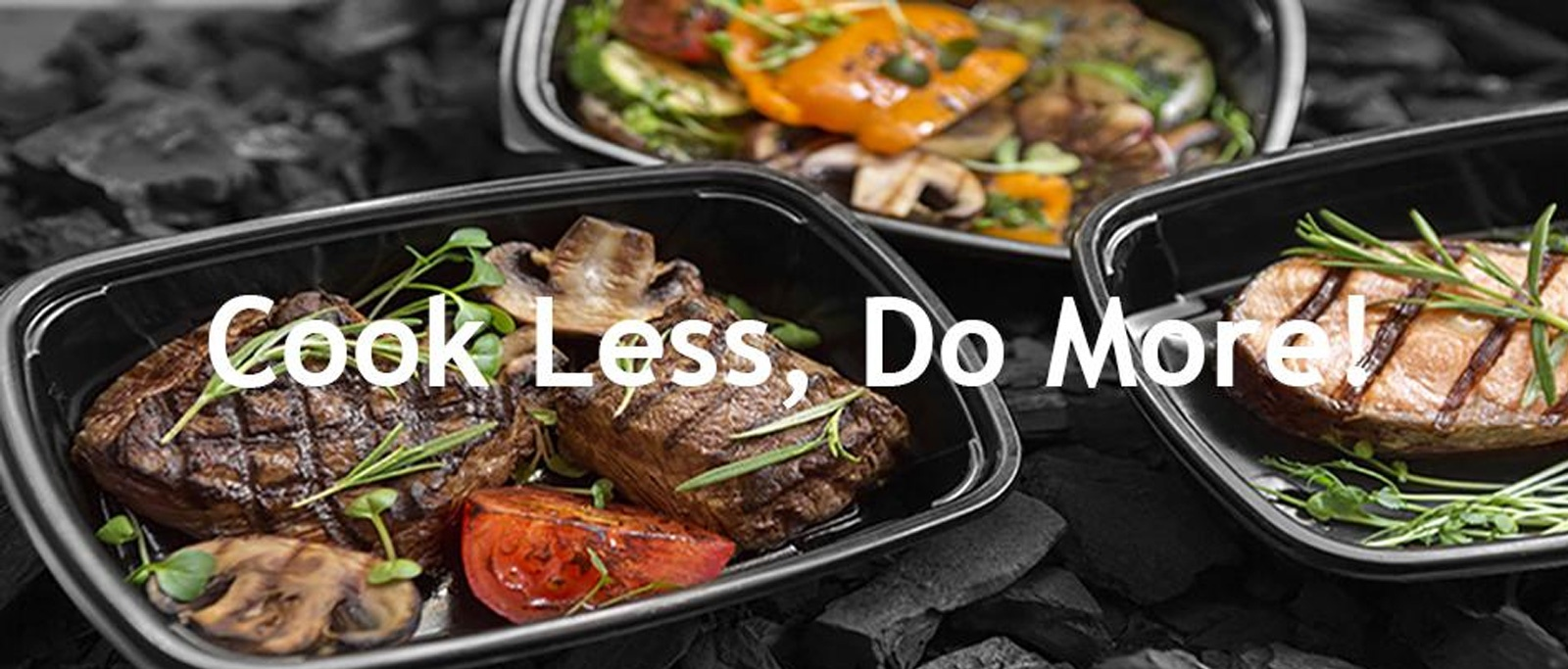 Cook Less, Do More - Food-Eaze