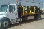 Flat Deck Services by BOS Services Inc. - Bin Rental St. Agatha