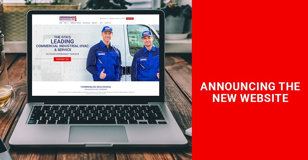 Announcing the New Website - Thermokline Mechanical