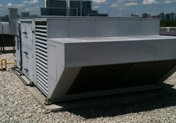 Terrace HVAC Equipment - Commercial HVAC GTA by Thermokline Mechanical