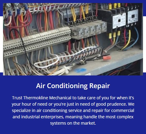 Air Conditioning Repair GTA by Thermokline Mechanical