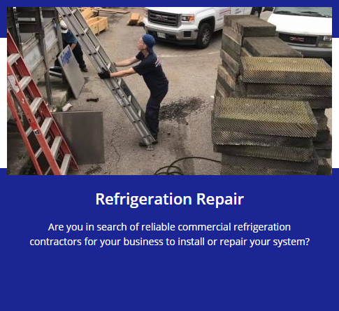 Refrigeration Repair GTA by Thermokline Mechanical