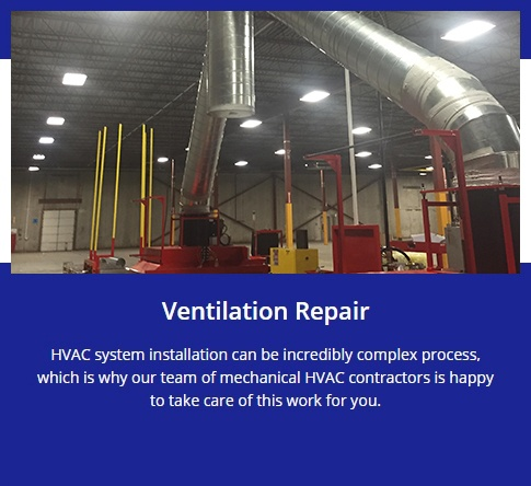 Ventilation Repair Service GTA  by Thermokline Mechanical