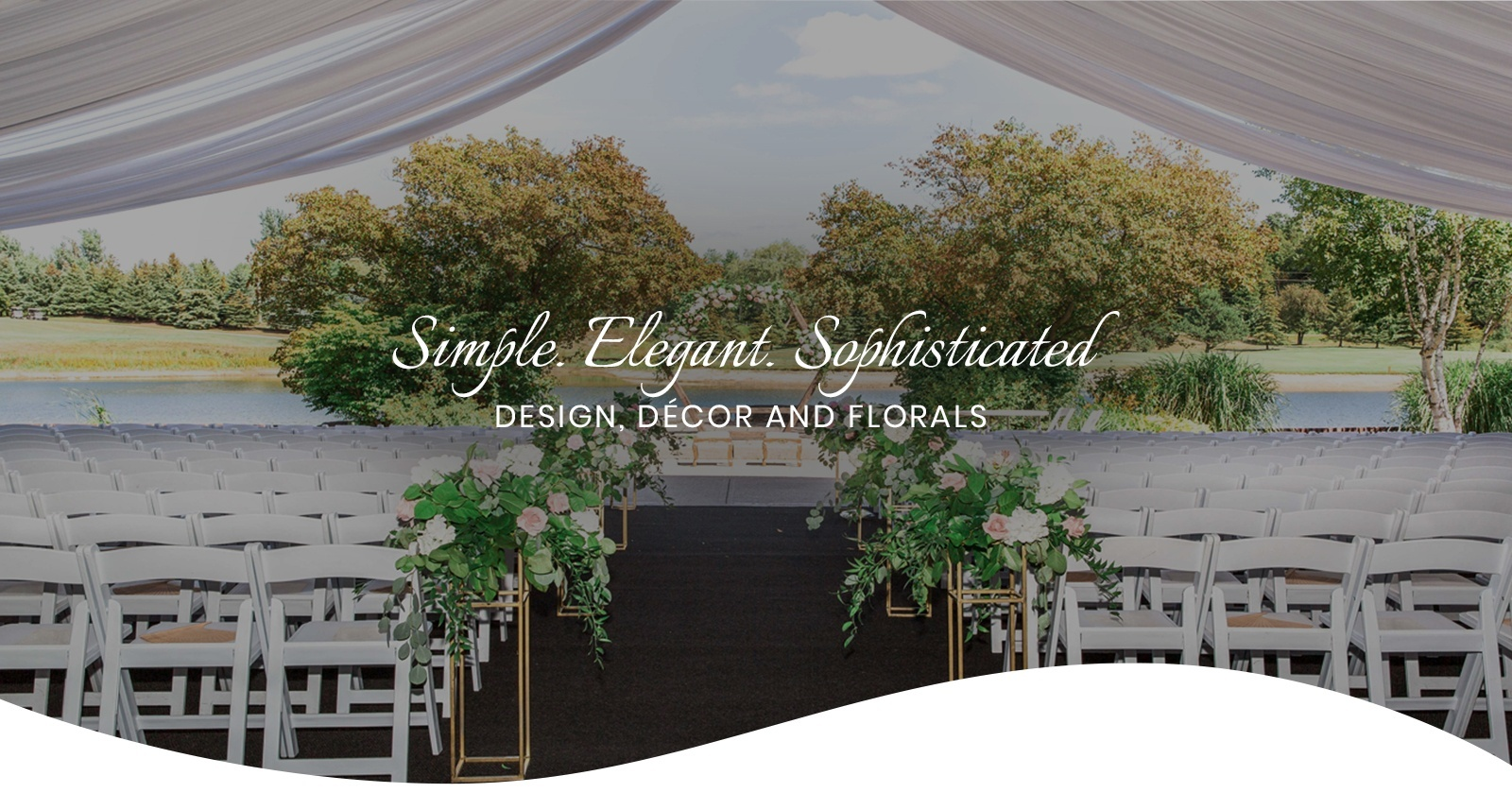 Wedding Decor Services Toronto by Design Mantraa - Decor and Florals