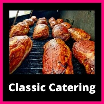 Classic Catering button