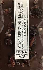 Cranberry Niblet Bar