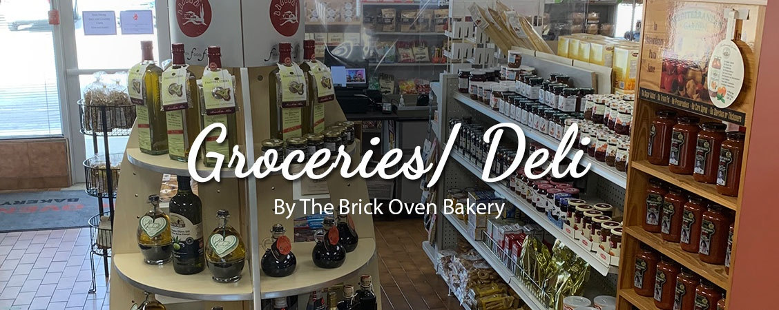 Groceries Deli by The Brick Oven Bakery