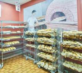 Breads at The Brick Oven Bakery - Authentic Italian Bakery in Burlington ON