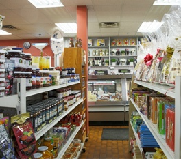 Groceries Deli at The Brick Oven Bakery - Italian Food Shop Burlington