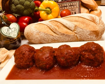 Meatballs by The Brick Oven Bakery - Burlington Authentic Italian Food