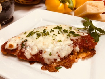 Chicken Parmigiana by The Brick Oven Bakery - Burlington Authentic Italian Food