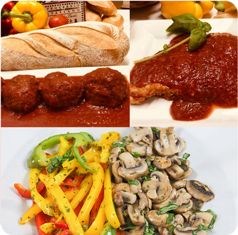 Italian Cuisine by The Brick Oven Bakery - Italian Food Shop Burlington