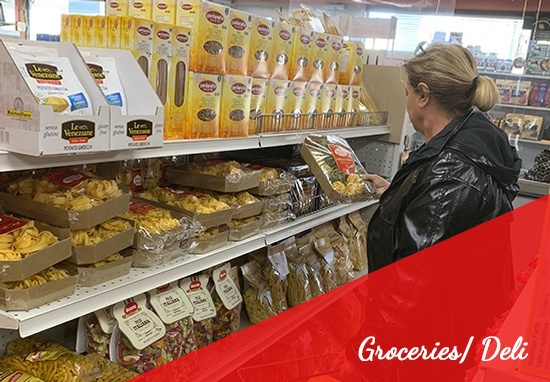 Exclusive Imported Grocery Products by The Brick Oven Bakery - Italian Food Shop in Burlington ON