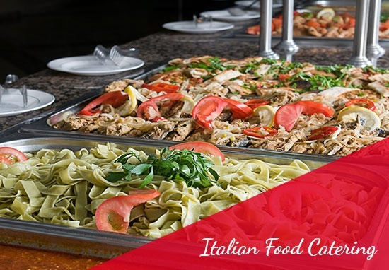 Italian Food Catering Services by The Brick Oven Bakery - Burlington Authentic Italian Food