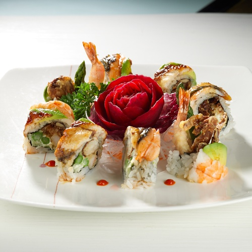 Spicy Roll by Taiga Japan House - Traditional Japanese Food Vaughan