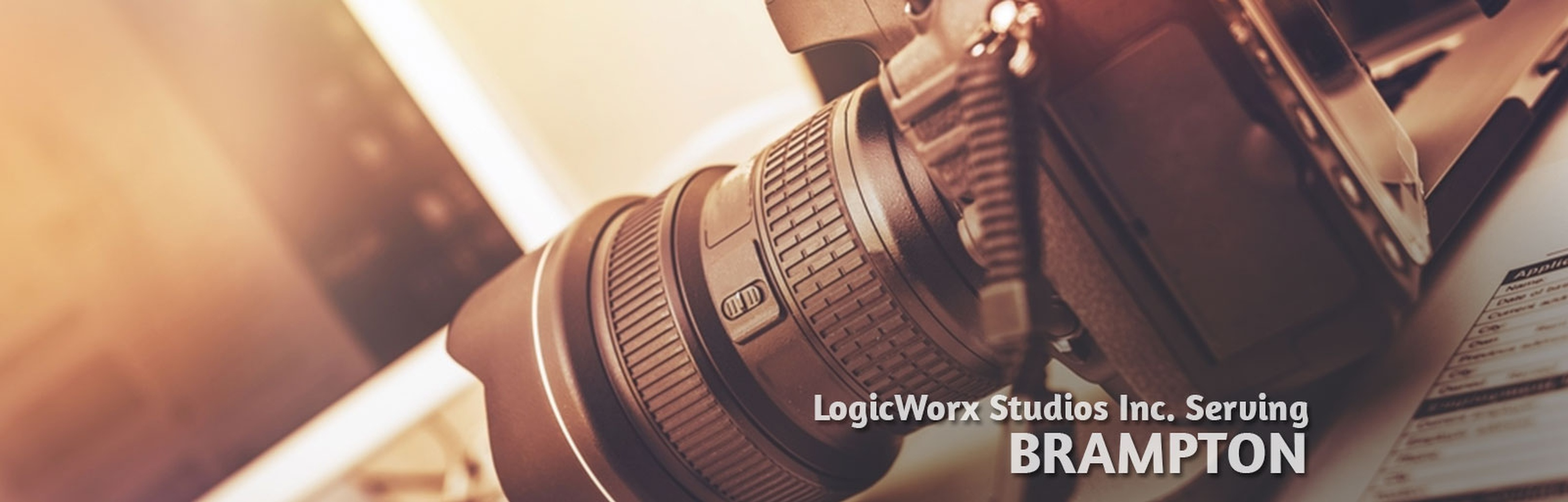 LogicWorx Studios Inc. Serving Brampton