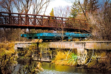 Truss Bridge- Photography Services Orillia by LogicWorx Studios Inc.