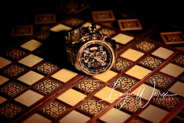 Analog Watch - Photography Services Caledon Beach by LogicWorx Studios Inc.