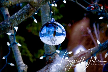 Christmas Ornament - Photography Services Orillia by LogicWorx Studios Inc.