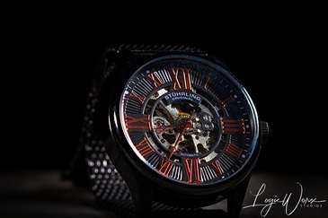 Analog Watch - Photography Services Pickering by LogicWorx Studios Inc.