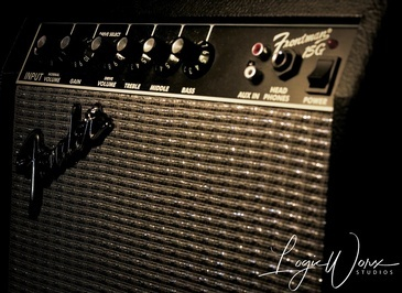Amplifier - Photography Services Oshawa by LogicWorx Studios Inc.