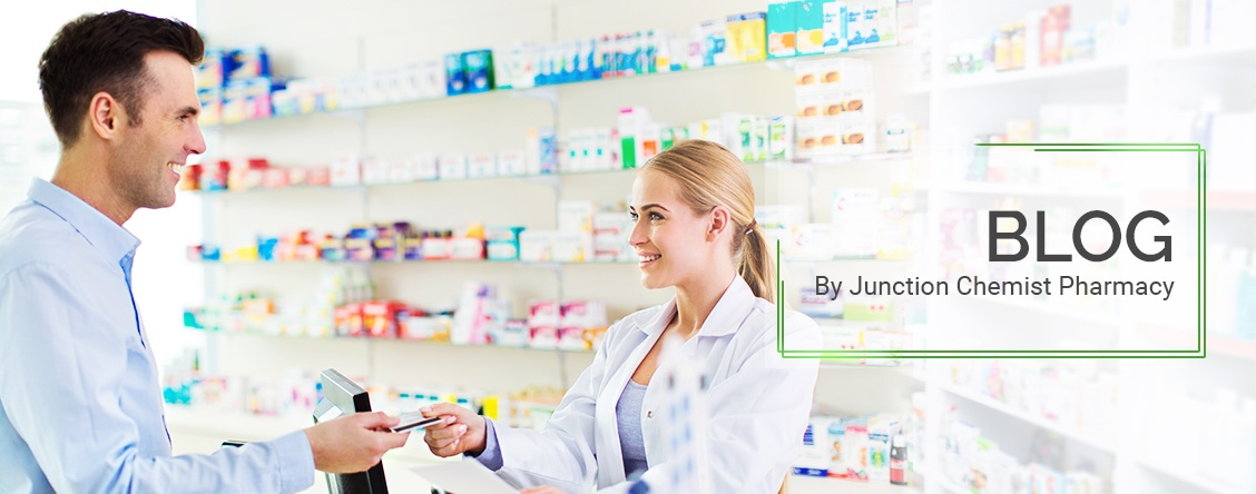 Blog by Junction Chemist Pharmacy