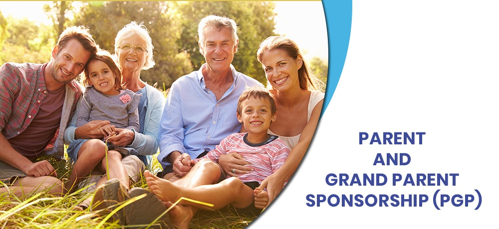 PARENT AND GRAND PARENT SPONSORSHIP (PGP)