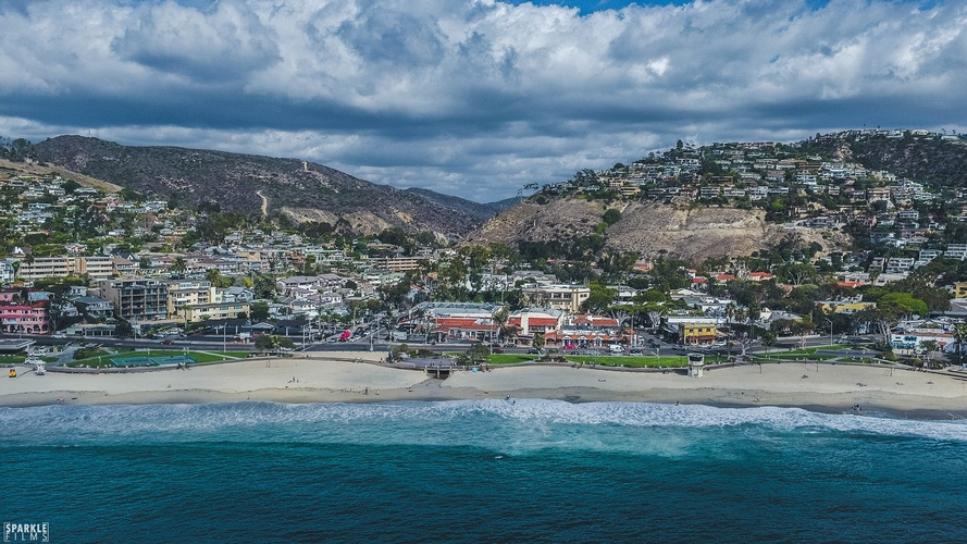 Aerial Photography San Clemente