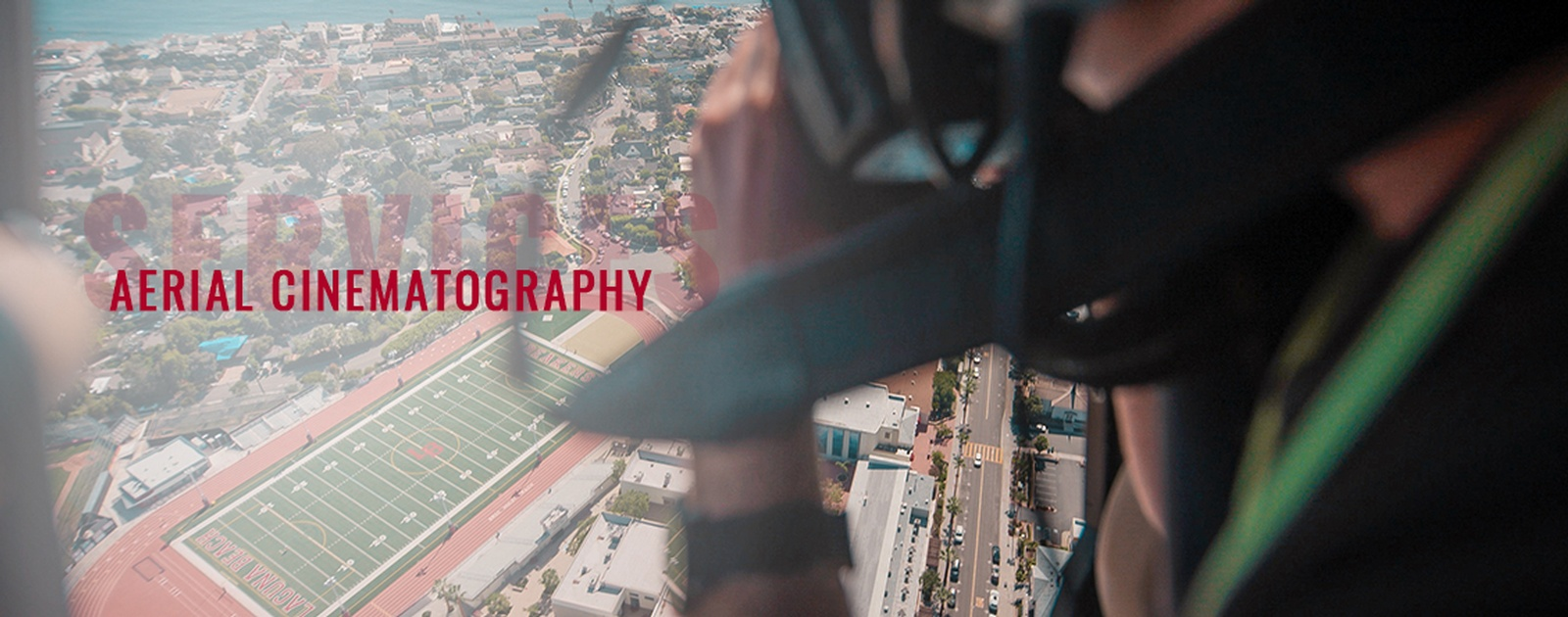 Aerial Cinematography by Sparkle Films LLC - Aerial Videography Orange County