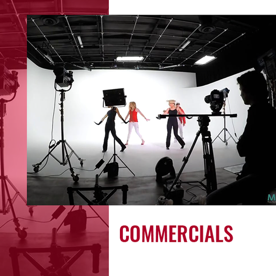Commercial Video Production by Sparkle Films LLC