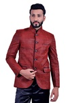 Brick Red  Blazer  RK5067