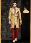 Long Lasting Fashion Mens Royal Sherwani