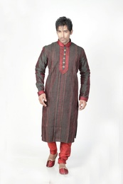 Brown Color Kurta Payjama