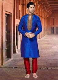 Blue Vogue Kurta Payjama