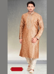 Ravishing Stitch Pattern Kurta Payjama