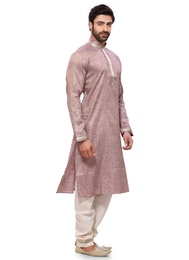 Brown Color Ravishing Kurta Payjama