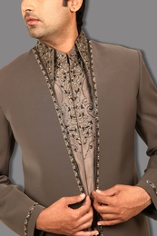 Beautiful 3 Piece Jodhpuri Suit BL3048