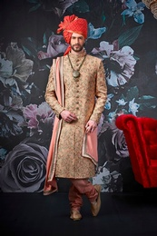 Latest Splendid Wedding Sherwani