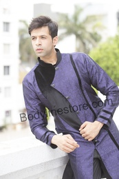 Stylish Semi Sherwani BL1052