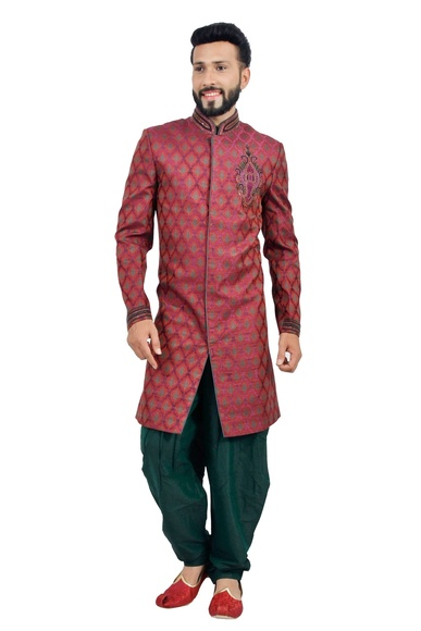 Royal Groom Indowestern Sherwani  RK1121