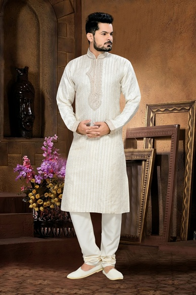 Wedding Ethnic Kurta Payjama