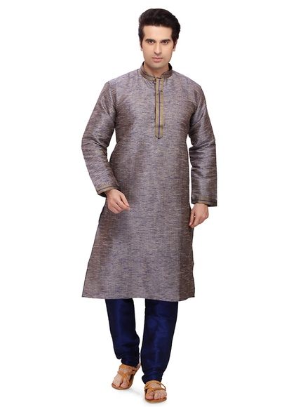 Grey Color Outstanding Kurta Payjama