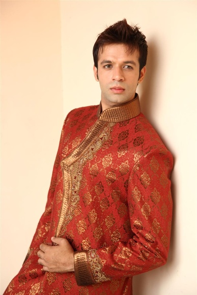 Short Length Indowestern Sherwani BL1017