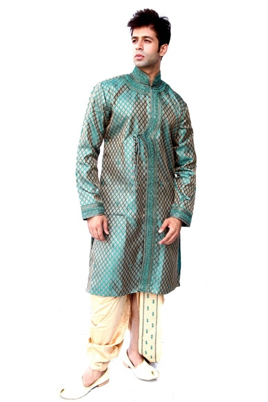 Beautiful Wedding Dhoti Kurta BL4004