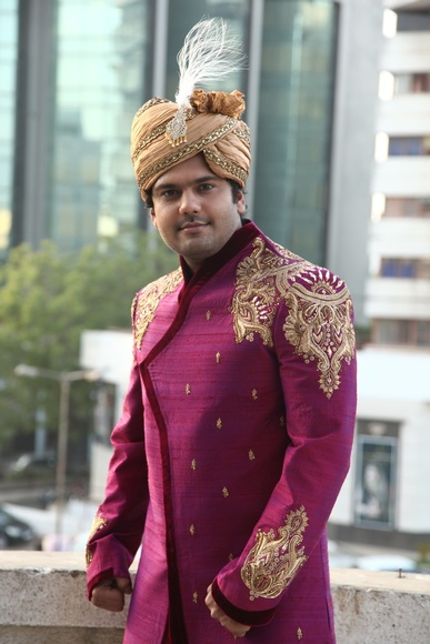 Beautiful Designer Sherwani BL2025